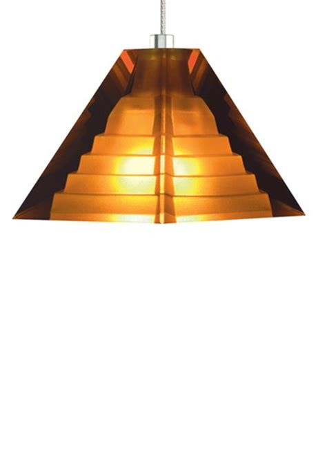 Tech Lighting Fixtures Tech Lighting Pyramid Pendant Classic Pendant Fixture Neenas Lighting