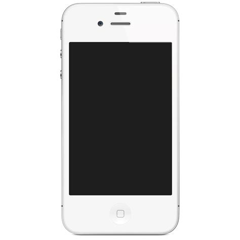 Search Email Iphone 5 Iphone 5 White Front