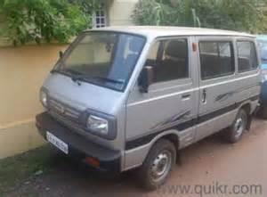 Suzuki 8 Seater Maruti Suzuki Omni 8 Seater In Ladyhill Mangalore Used