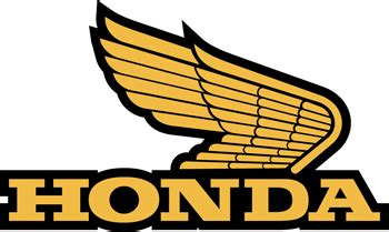 Motorrad Markenzeichen by Honda Motorcycles Logo