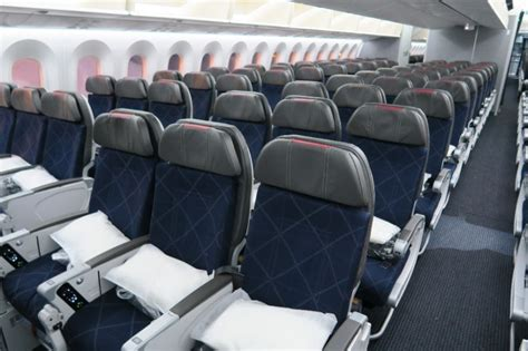 American Airlines Cabin Seats american airlines to fly a 787 between la and chicago