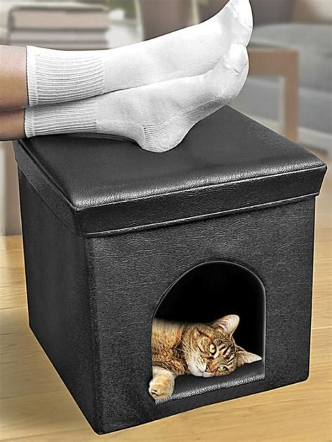 kitty beds spoil your kitty 27 creative and cozy cat beds digsdigs