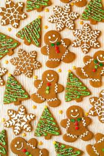 Small Kitchen Decorating Ideas gingerbread cookies cooking classy