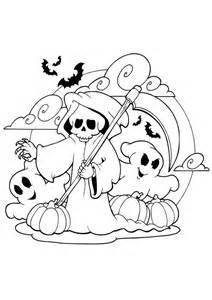 ausmalbilder von halloween 55 kostenlose malb 246 gen 252 kinder