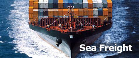 eagle freight logistics sea freight