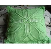 Esquemas De Cojines En Crochet  Imagui