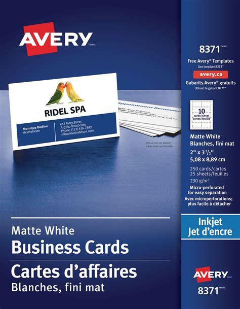 walmart card templates avery business cards walmart choice image card design
