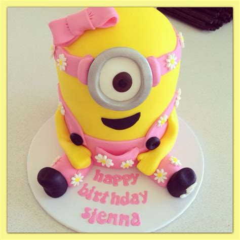 imagenes minion boda mejores 131 im 225 genes de cakes en pinterest tortas de