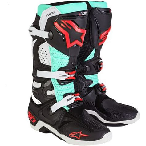 cheap bike boots alpinestars tech 10 boots tomac replica motosport
