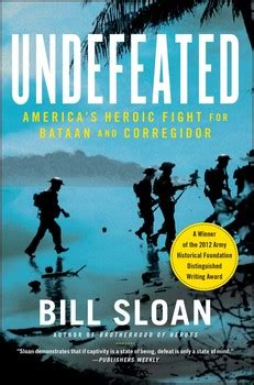 undefeated books undefeated book by bill sloan official publisher page