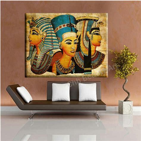 cuadros egipcios modernos 2016 pharaoh canvas modern abstract painting