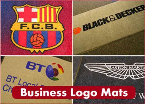logo rugs for business doormats uk buy doormats from make an entrance