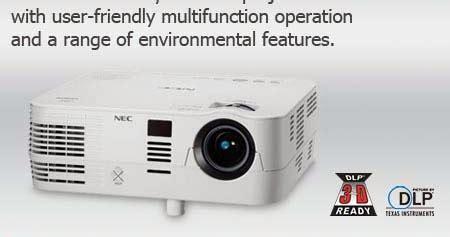 Proyektor Nec Ve280 belajar proyektor nec ve280x ve281x ve280 ve281