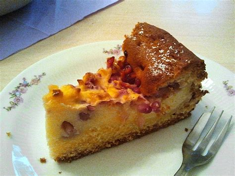 granatapfel kuchen backen granatapfel kuchen rezept mit bild poesie der