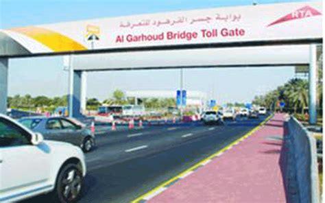 emirates vehicle gate two new salik gate sites selected emirates 24 7
