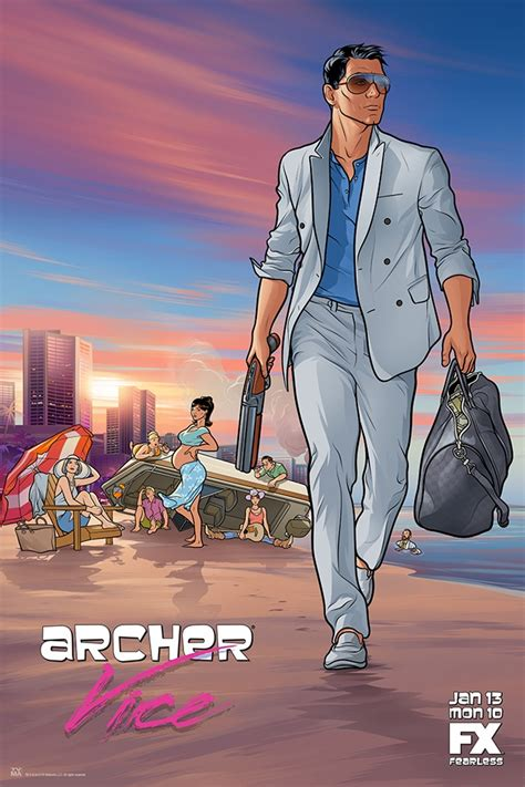 archer images archer vice hd wallpaper and background