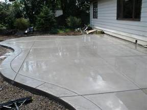 Cement Patio Designs 25 Best Ideas About Concrete Patios On Sted Concrete Patios Concrete Patio And