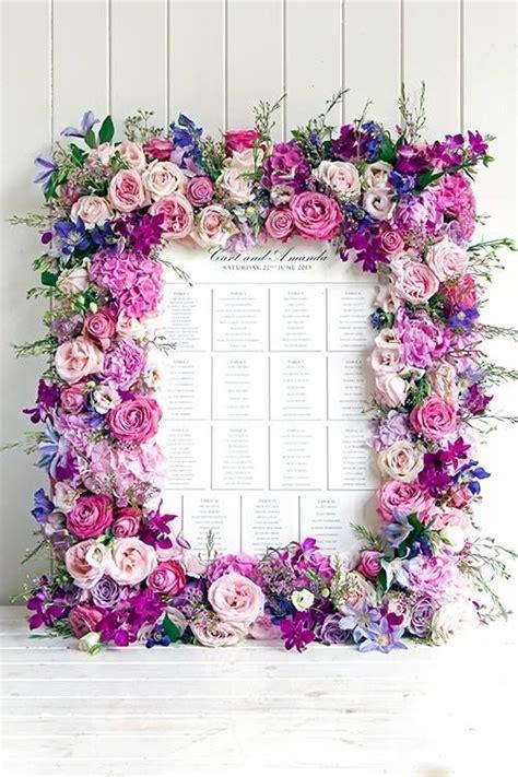tableau fiori tableau mariage fiori