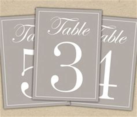 table numbers for wedding reception templates wedding table number template diy quot travel bug quot number