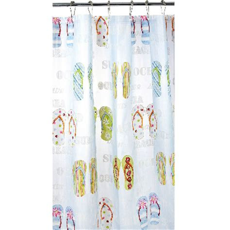 flip flop shower curtains flip flop home decor quilts pillows rugs art more