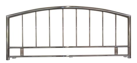 single metal headboard 3ft single metal headboard for bed in shiny chromed the