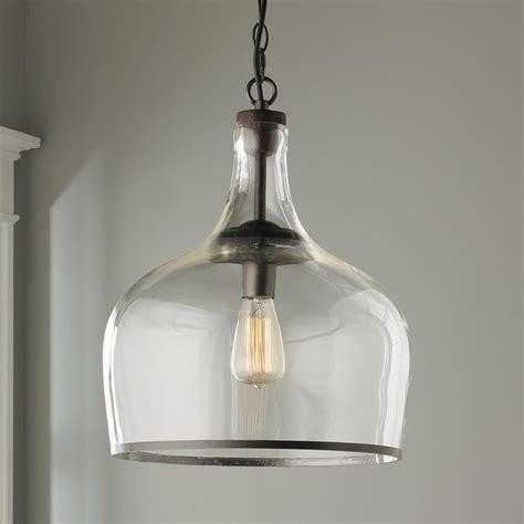 Shades Of Light Pendants Glass Cloche Pendant Large Shades Of Light