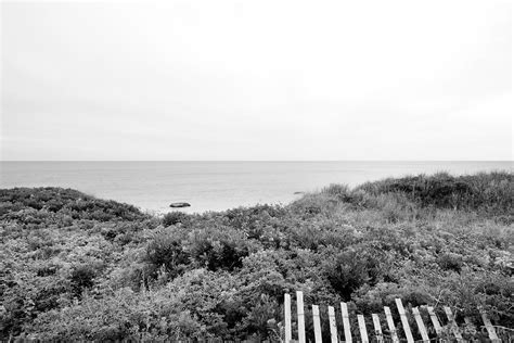 black marthas vineyard photo print of aquinnah martha s vineyard massachussetts black and white print framed