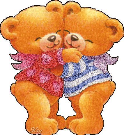 imagenes de amor con ositos animados im 225 genes rom 225 nticas de ositos tiernos con movimiento