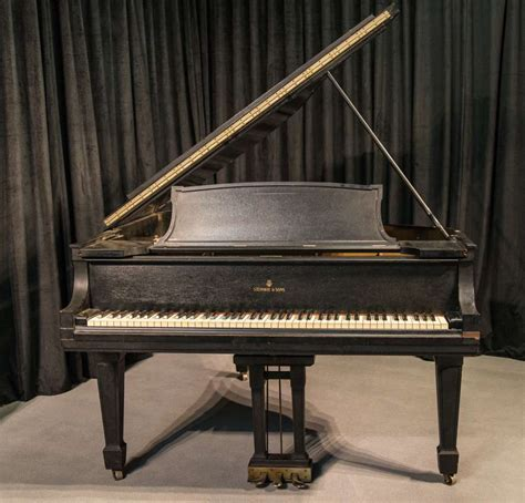 Grand Piano L by Steinway Sons Model L Grand Piano Antique Piano Shop