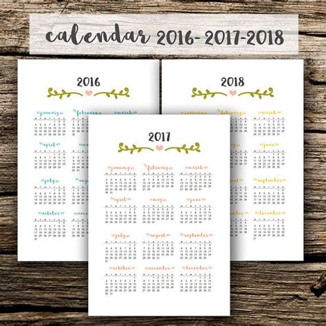Can Calendars Be Reused 1000 Ideas About Calendar 2018 On Printable