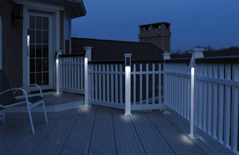 solar deck accent lights solar accent lighting lighting ideas