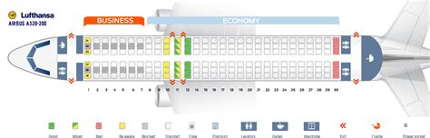 A380 Floor Plan by Seat Map Airbus A320 200 Lufthansa Best Seats In Plane
