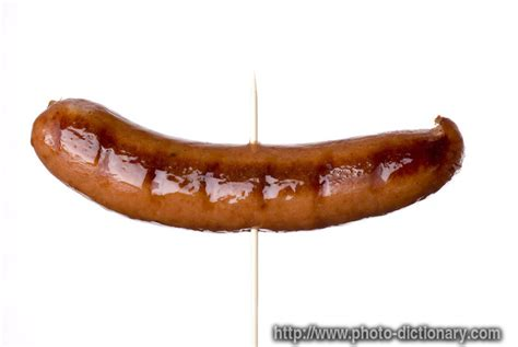 bratwurst definition sausage photo picture definition at photo dictionary