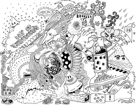 doodle and sketchbook a coloring activity and doodle book for of all ages books 39 awesome and free printable doodle coloring pages