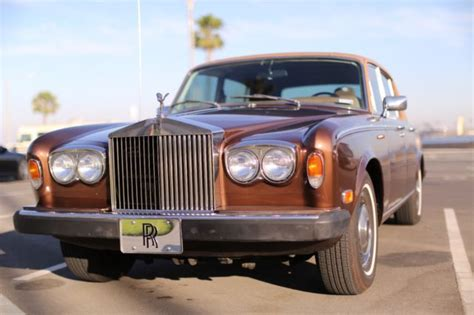Rolls Royce Silver Wraith 2 For Sale Rolls Royce Silver Wraith Ii For Sale Photos Technical