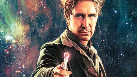 doctor who titan comics launching eighth doctor doctor who series