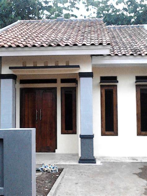 Jual Alarm Rumah Di Bogor rumah dijual jual rumah minimalis cluster di bojong gede
