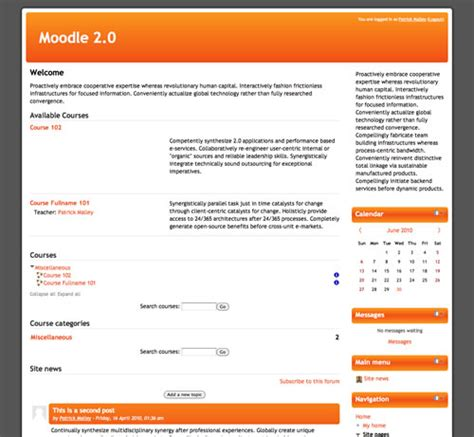 moodle theme lib php moodle plugins directory binarius