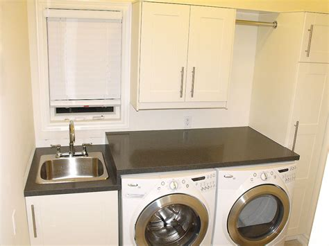 Your Guide To Laundry Room Sinks For More Functionality Laundry Room Sink With Cabinet