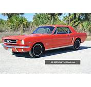 1964 1 / 2 Ford Mustang Photo 3
