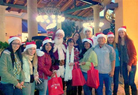 simi valley town center tree lighting royal high interact club rotary club of simi valley