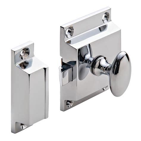 Cabinet Door Lock Hardware Hafele Cabinet And Door Hardware 252 81 201 Cabinet Latch Polished Chrome Hafele Hardware