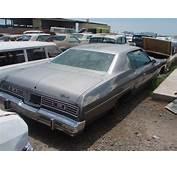 1975 Chevrolet Impala 75CH1082D  Desert Valley Auto Parts