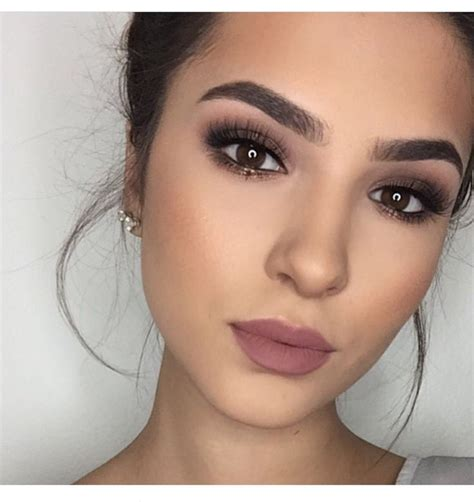 7 Makeup Tips For Neutral by Best 25 Brown Ideas On Brown Makeup