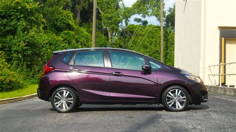purple honda fit pros and cons of berry pearl unofficial honda