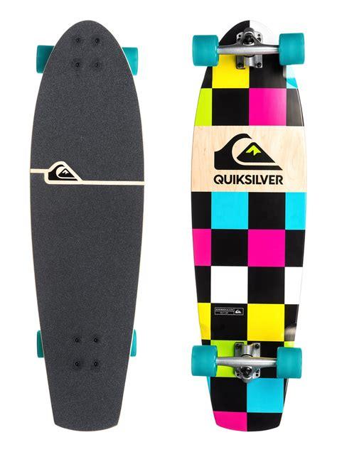 Quiksilver Skate cruiser echo 35 5 ltd skateboard eglqslsecl