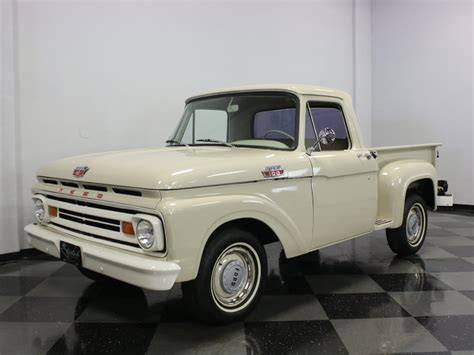 1964 ford truck travel to a different time with this 1964 ford f 100