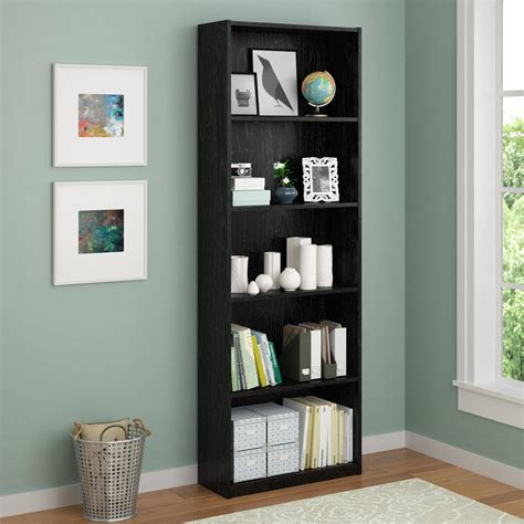 White Bookcases For Sale Awesome Walmart 5 Shelf Bookcase White 50 For Rustic