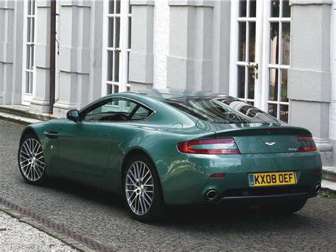 2009 Aston Martin V8 Vantage by 2009 Aston Martin V8 Vantage Review Prices Specs
