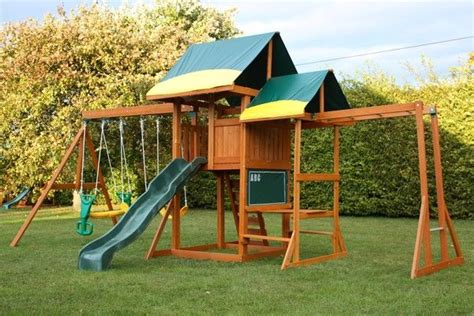 backyard playsets with monkey bars swing set plans with monkey bars woodworking projects